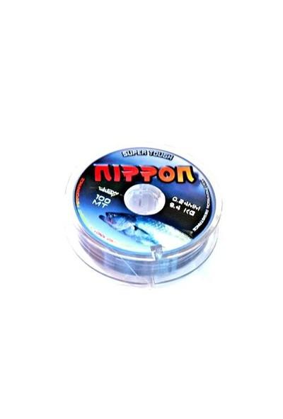 Nippon Misina Super Tough 100 Mt Makara Gri 0,35 Mm