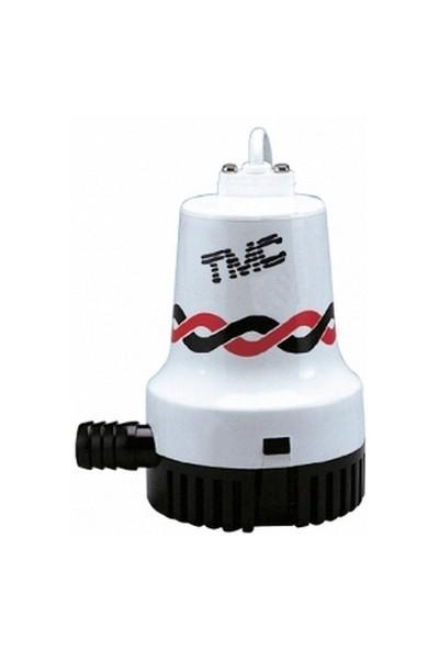 Tmc Sintine Pompası. Kapasite: 1500 Gl/Saat 24Vamper Basma Yüksekliği: 3.4 M Ebat: 144X120x164 Mm