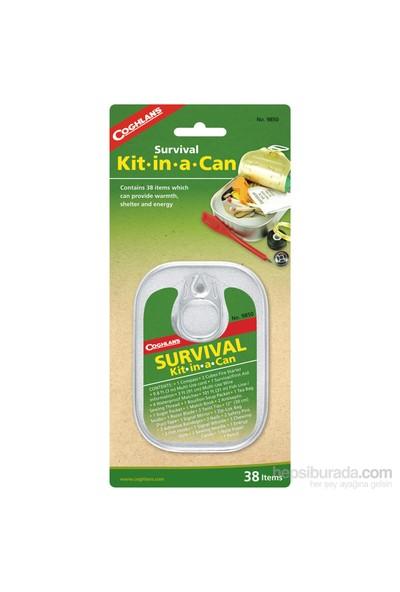 Coghlan's Survival Acil Durum Kutusu