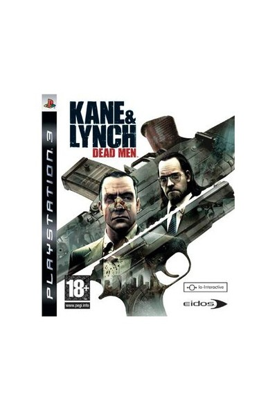 Kane & Lynch Dead Man Ps3