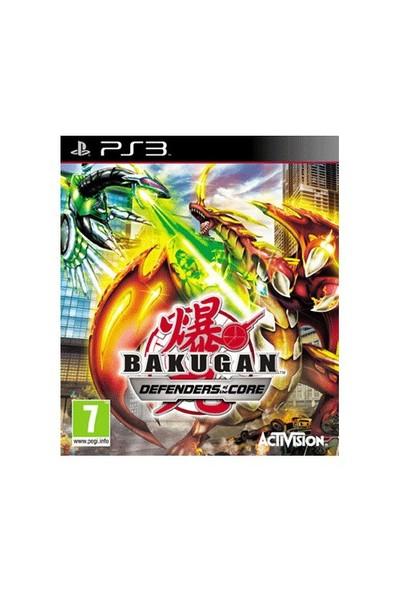 Bakugan 2 PS3