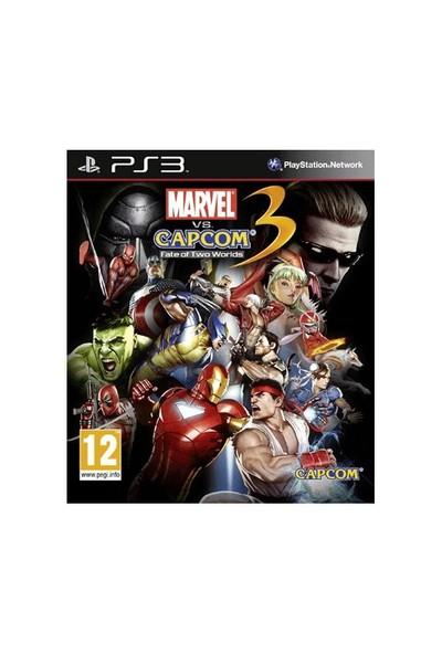 Marvel Vs Capcom 3 Psx3