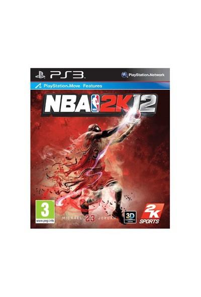 NBA 2K12 (MICHAEL JORDAN) PS3