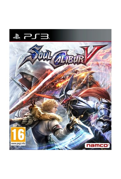 Soul Calibur 5 PS3