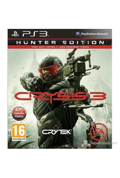 Crysis 3 Hunter Edition Türkçe PS3