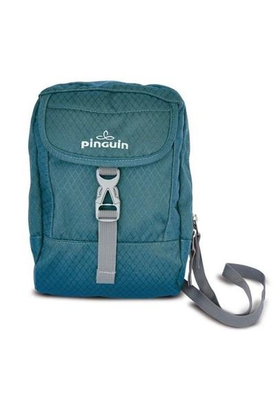Pınguın Handbag L Mavı Bel Cantası