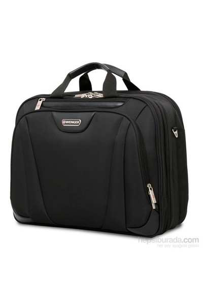 Wenger 72992298 Business 17'' Triple Compartment Evrak Çantası