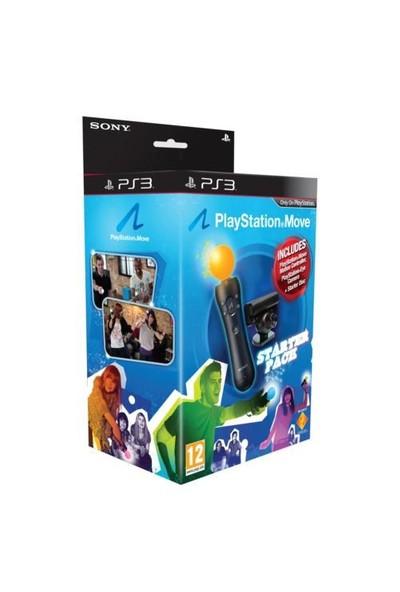 Playstation 3 Move Başlangıç Paketi