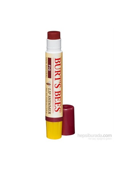 Burt's Bees Lip Shimmer İncir