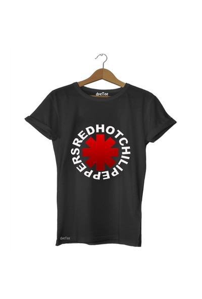 Dyetee Red Hot Chili Peppers Erkek T-Shirt