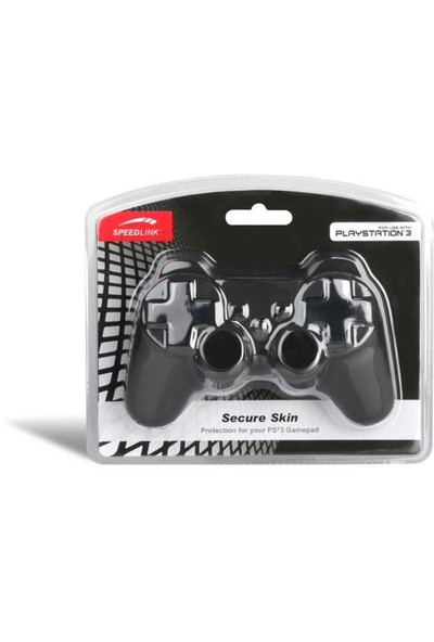 Speedlink Ps3 Gamepad Silikon Kılıf Siyah