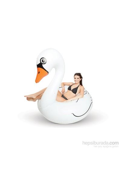 Big Mouth Deniz Yatağı Whıte Swan Bmpf-Ws