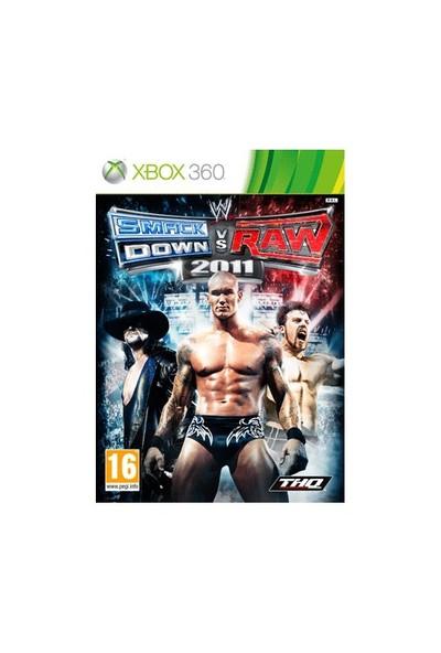 Smackdown Vs Raw 2011 Xbox