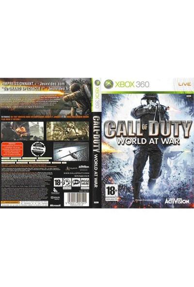 Call Of Duty 5 World At War Xbox