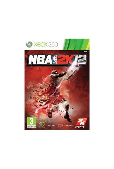 NBA 2K12 XBox