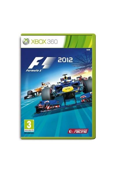 F1 2012 X360