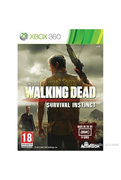 Walking Dead Survival Instinct Xbox 360