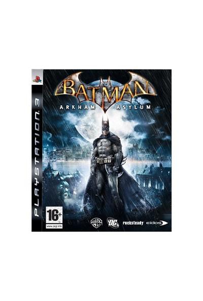 Batman Arkham Asylum Psx3