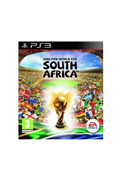 Fifa World Cup South Africa Ps 3
