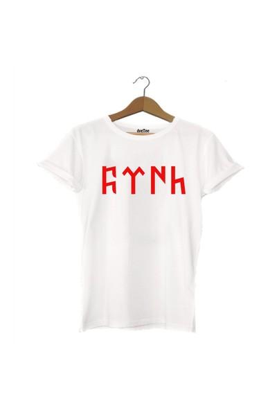 Dyetee Göktürk Erkek T-Shirt