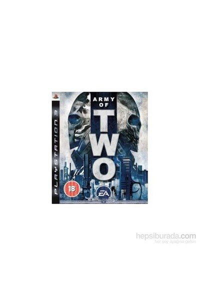 Army Of Two Ps3