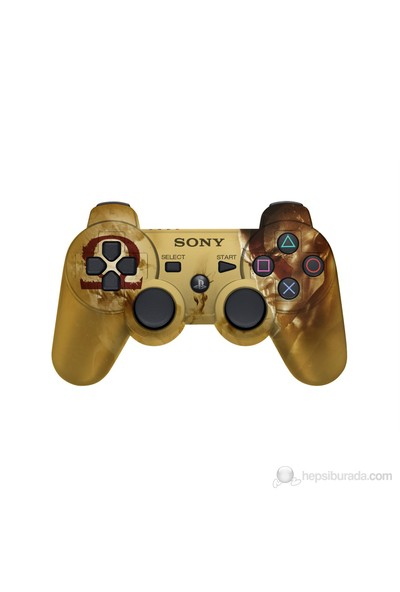 Sony Playstation 3 Dual Shock God of War: Ascension Temalı Game Controller