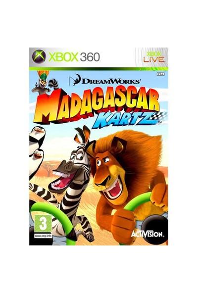 Madagascar Mad Kartz Xbox