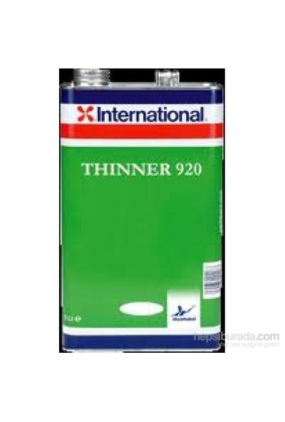 İnternational Yta 920 Tiner 5Lt