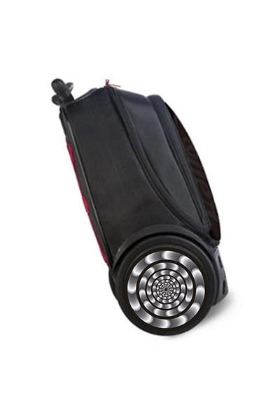 Nikidom Roller 2 Wheel Stickers Hypnotıc