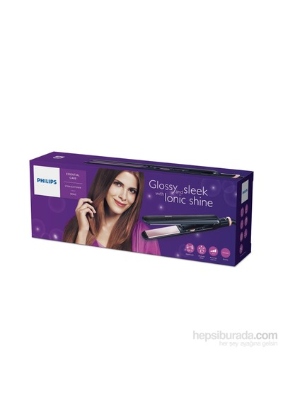 Philips Essential Care HP8324/00 İyonik Saç Düzleştiricisi