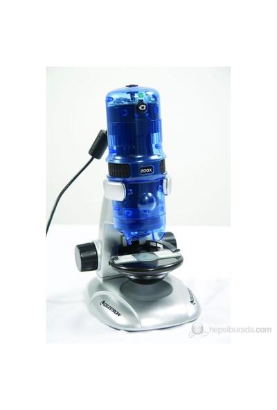 Celestron Amoeba 44325 Çift Amaçlı Dijital Mikroskop