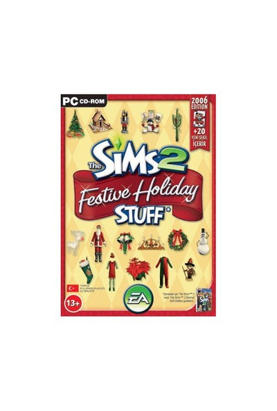 The Sims 2 Festive Holiday Stuff Pc