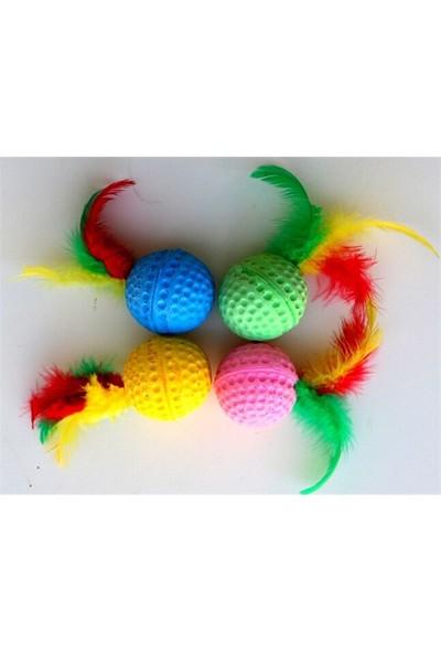 Lıon 4Cm Kedi Oyuncak Topu