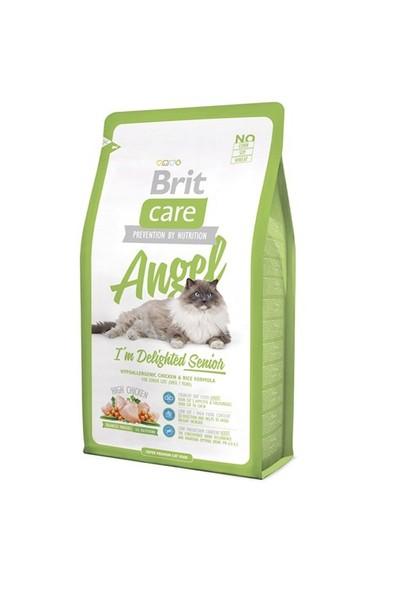 Brit Care Tavuklu Yaşlı Kedi Maması (I´M Delighted Senior) 2Kg