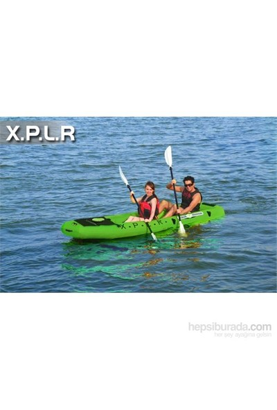 Aqua Marına X.P.L.R.Multifunction Kayak Air Deck+T-18 Motor