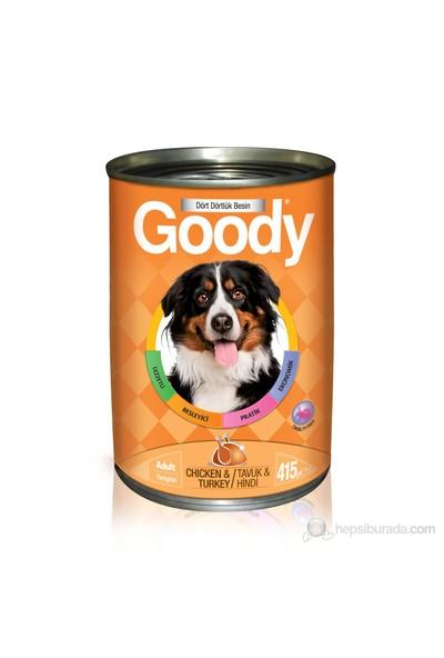 Goody Tavuk & Hindili Yaş köpek Maması 24 x 415 gr
