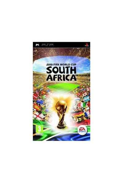 Fifa World Cup South Africa Psp