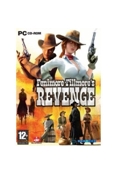 Fenımore Fıllmore's Revenge Pc