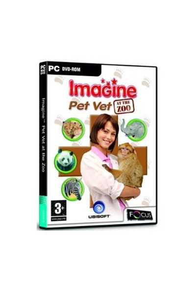 Imagıne Pet Vet Pc