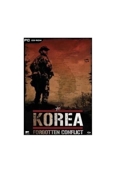 Korea - Fogotten Conflıct Pc