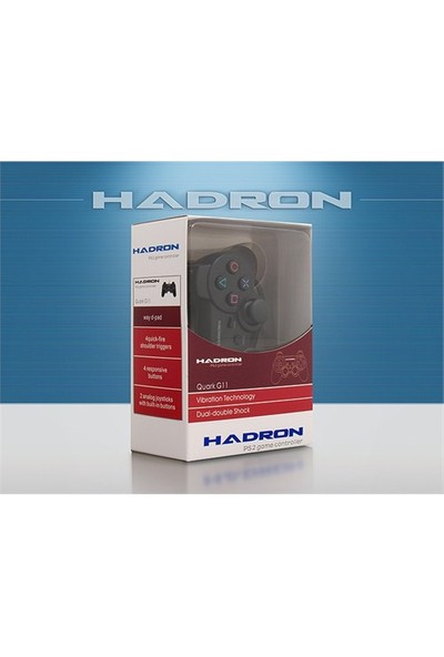 Hadron Quark G11 Ps2 Game Controller