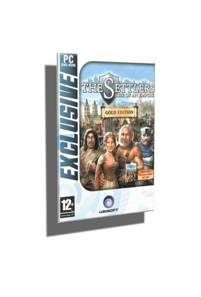 The Settlers -Rise Of An Empire-Gold Edition Pc