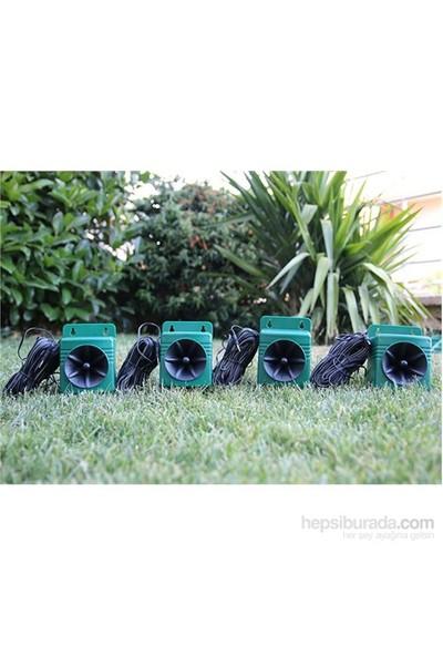 Kapasite Arttırıcı Ultrasonik Speaker