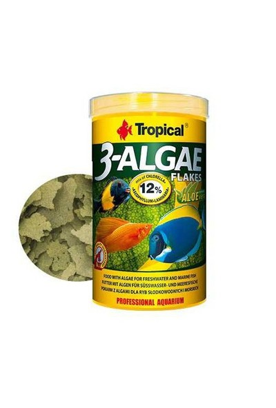 Tropical 77164 3 - Algae Flakes 250 Ml