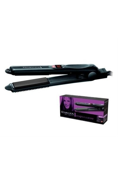 Remington Style S2024 Seramik-Turmalin ve Teflon kaplama 230° Saç Düzleştirici