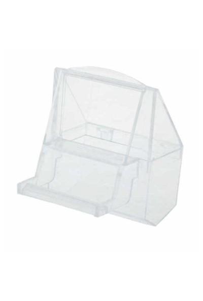 Ti-Sert Kristal Plastik Yemlik