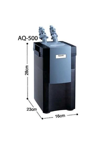 Aquanic Akvaryum Dış Filtre 500L/H 200-Aq500