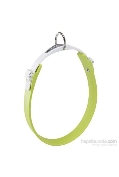 Ferplast Ergoflex C28/51 Green Collar Ayarlınabilir Köpek Boyun Tasması Yeşil