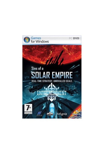 Sins Of A Solar Empire PC