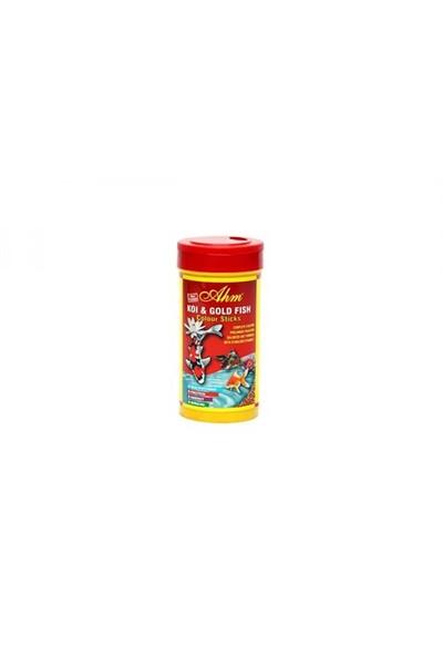 Balık Yemi Koi Goldfish Colour Sticks 250 Ml